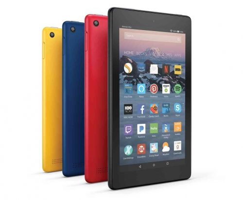 Amazon Fire tablets on sale today