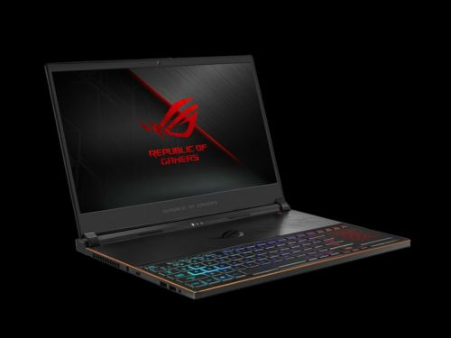 The World's Thinnest Gaming Laptop Has A Puzzling Design Choice