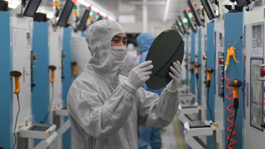 Chip maker for Apple, Qualcomm, AMD warns chip shortage to last through 2022