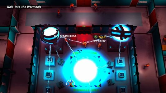 Time Recoil Xbox One review: Travel through time to save the world in this twin-stick shooter