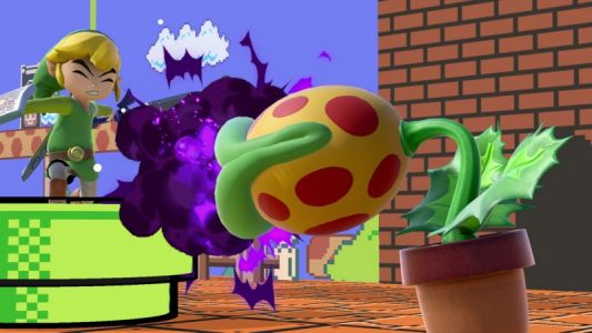 Reminder: You Have A Week To Get Your Smash Bros. Piranha Plant Code