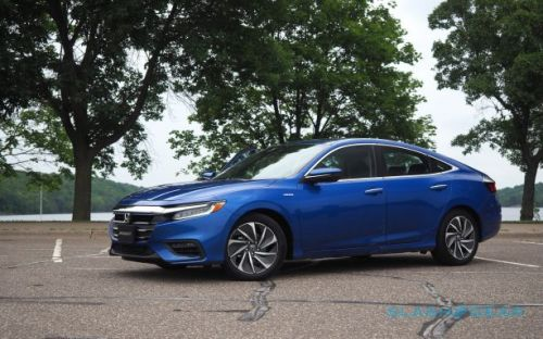 2019 Honda Insight first drive: 55mpg without the hybrid hype