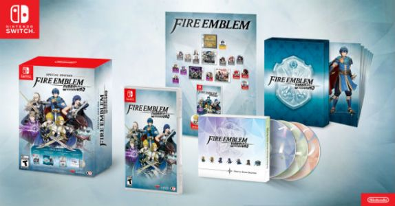 Nintendo Details Fire Emblem Warriors DLC Plans