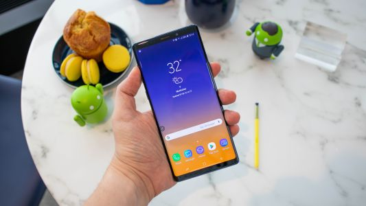 Samsung Galaxy Note 9 vs Samsung Galaxy S9 Plus