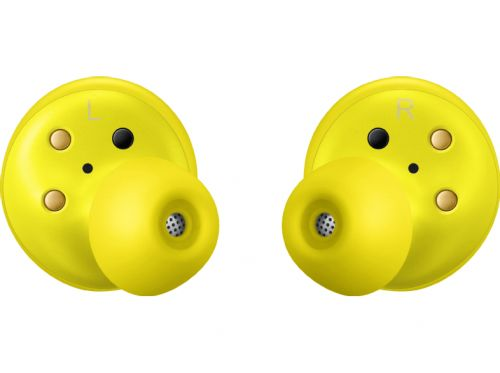 Painfully Yellow Samsung Galaxy Buds Leak With AKG Branding