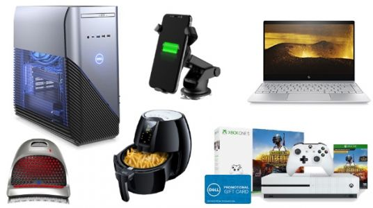 Geek Deals Roundup: $60 Air Fryer, Dell 512GB SSD Laptop for $580, and more