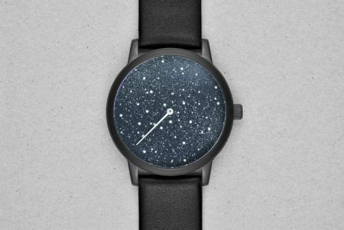 Defakto's 'Stille Nacht' watch is a limited edition of galactic proportions