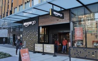 Amazon opens its first fully automated supermarket