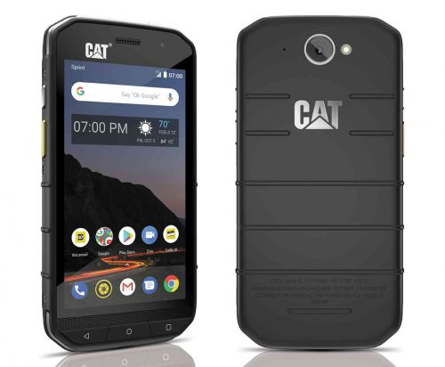 Cat S48c is a rugged Android phone that's now available from Sprint