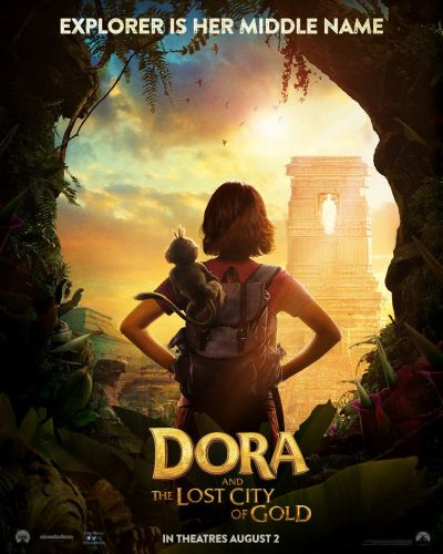 Dora The Explorer Live-Action Movie Now Has A Title And Poster