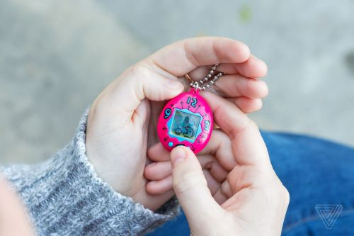 The Tamagotchi is back, but does it need to be?