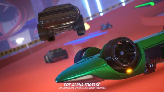 Exclusive: Hot Wheels Unleashed Gameplay Shows Off Lightning-Fast Racing
