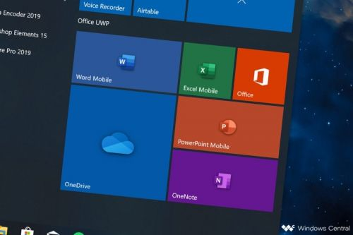 Windows 10 Mobile may be dead but the Office UWP apps for Windows 10 aren't