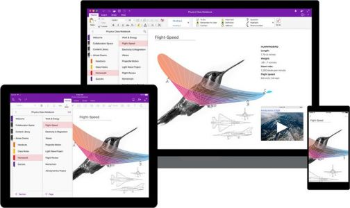 OneNote for Windows 10 picks up flurry of new features