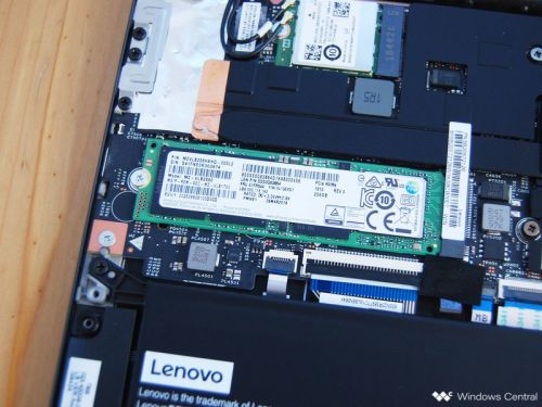 Upgrade the SSD in your Lenovo IdeaPad 730S for better performance