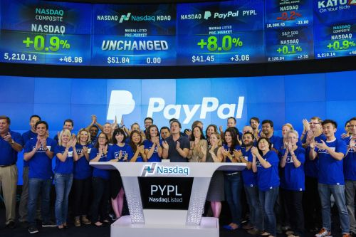 PayPal's booming growth is more than just Venmo