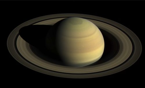 NASA says Saturn's rings are disappearing right before our eyes