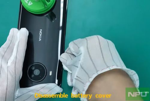 Watch disassembly & assembly videos of Nokia 8.3 5G and Nokia C3