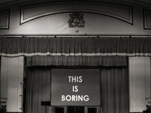 Tickets Alert: The Boring Conference is back for 2019