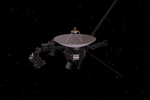 Voyager 2 just entered interstellar space
