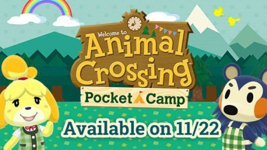 Animal Crossing Pocket Camp Out This Week On Mobile