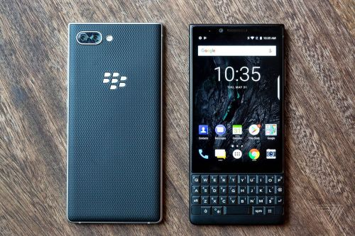 BlackBerry Key2 gets July 13th release date, and preorders start on June 29th
