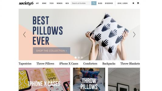 16 great places to sell your design work online