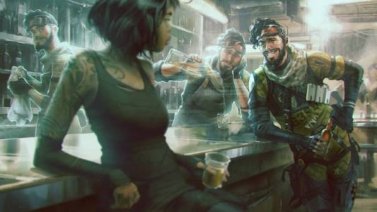 The next Apex Legends character might launch during season 1