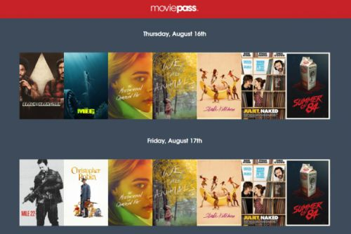 MoviePass rolls out restrictive new plan to suck all remaining value out of service