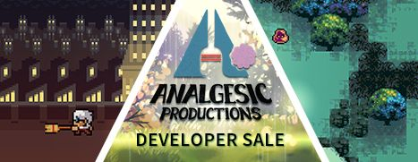 Daily Deal - Analgesic Productions Developer Sale, Up To 75% Off