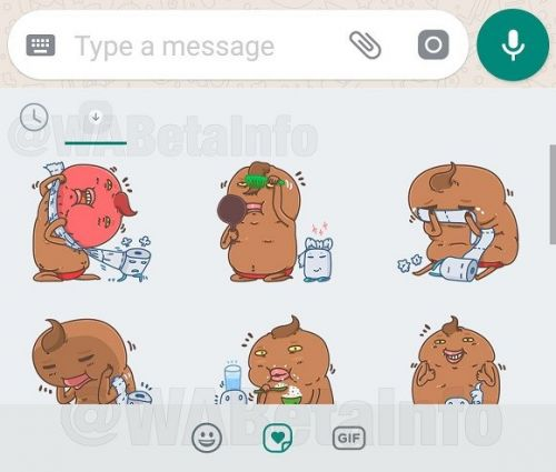 WhatsApp for Android to get Facebook Stickers soon. Dismiss as Admin feature comes to Beta