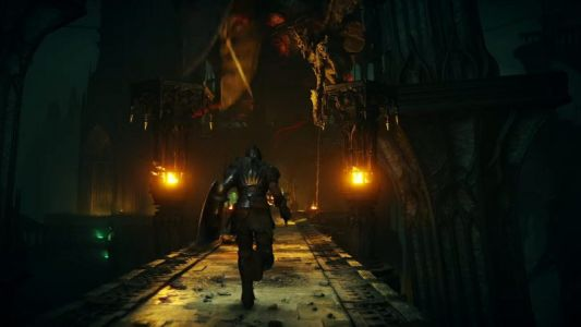 Demon's Souls Shows Off Gameplay