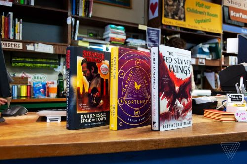 13 new science fiction and fantasy books to check out in late May