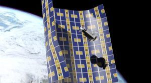 NASA Funds Ultra-Thin Spacecraft for Clearing Space Junk