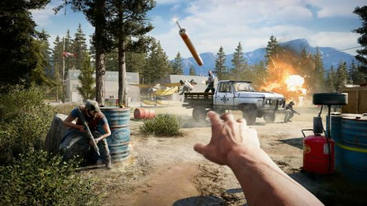 FAR CRY 5's Campaign Could Take Players 25 Hours to Complete