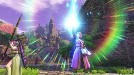 Square Enix Undecided On Whether Dragon Quest XI Switch Improvements Will Come To Other Versions
