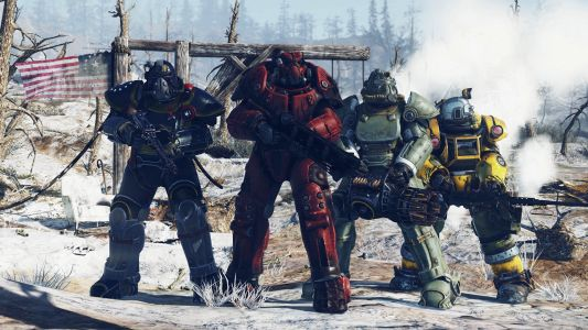 Fallout 76's battle royale mode is going away this September