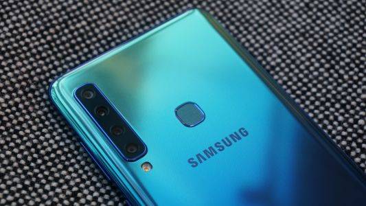 Samsung launched quad-camera equipped Galaxy A9 in the UAE