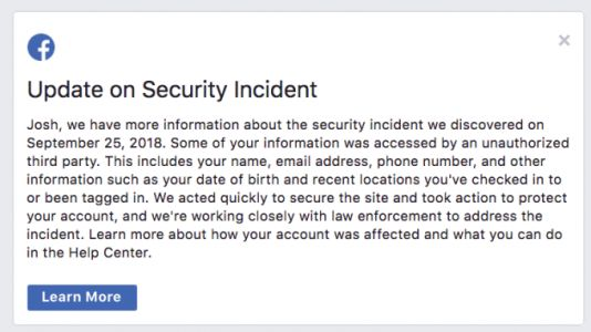 Worries linger as Facebook withholds stolen searches & checkins
