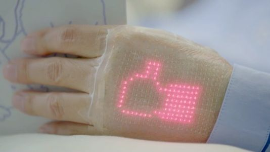Wearable EKG Sensor Monitors Long-Term Health