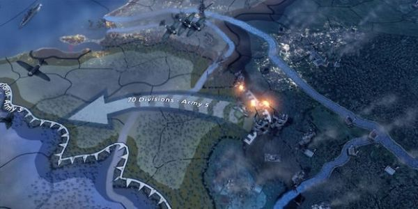 Hearts of Iron IV dips a toe in the ocean with Man the Guns
