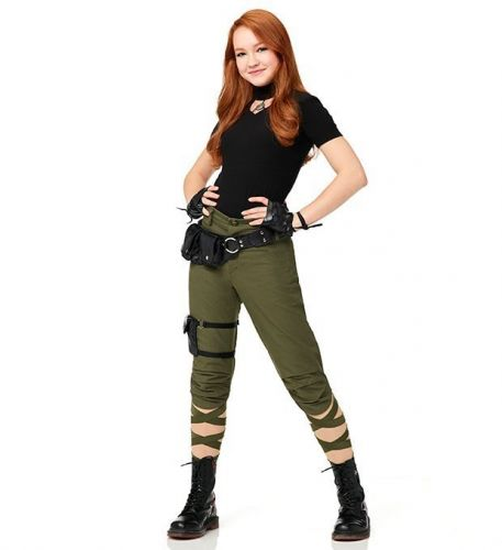 Comic-Con 2018: Live-Action Kim Possible Adaptation Releases Surprise Image