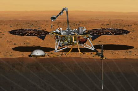 Hear the sounds of wind on Mars from InSight's latest audio recording
