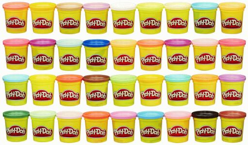 Amazon's running a huge one-day sale on 31 different Play-Doh products