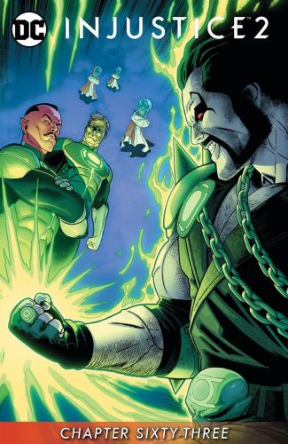 Lobo Does a Very Lobo Thing With a Green Lantern Ring