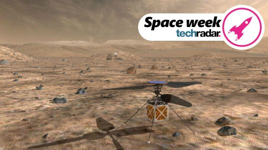 NASA is sending this tiny helicopter to Mars next year
