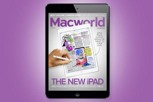 Macworld's June digital magazine: The new iPad