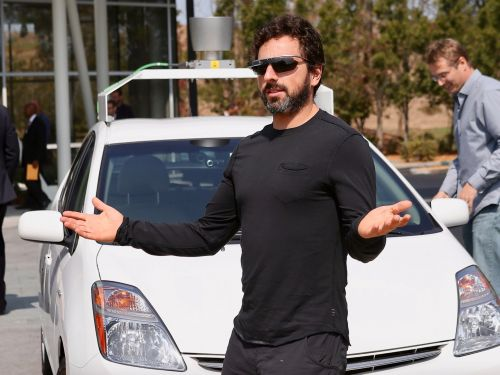 Insiders say the press leaks during Google's all-hands meeting backfired and handed Sergey Brin the moral high ground