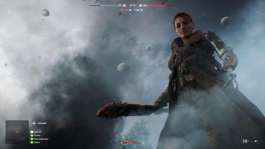 Battlefield V early access begins on Xbox One