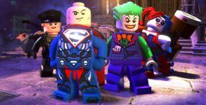 Lego DC Super-Villains - Chaos is here